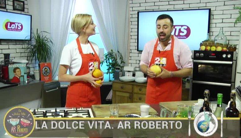 22.08.2017 La Dolce Vita. Ar Roberto 1. daļa