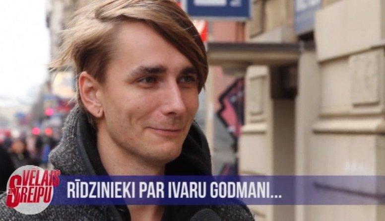 Rīdzinieku atmiņas par Ivaru Godmani