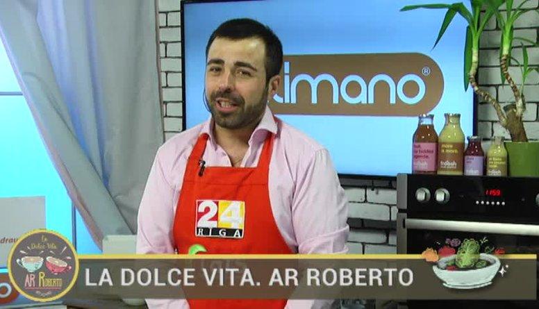 12.04.2017 La Dolce Vita. Ar Roberto 1. daļa