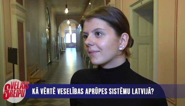 Kā vērtē veselības aprūpes sistēmu Latvijā?