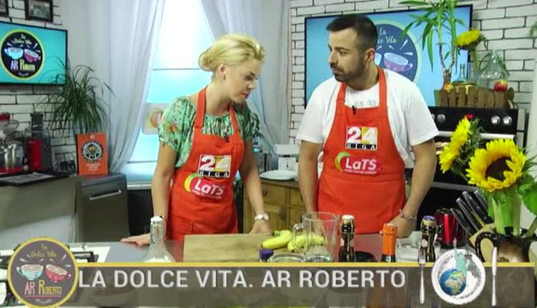 10.08.2017 La Dolce Vita. Ar Roberto 2. daļa