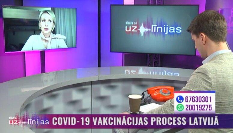 Kā tiek uzglabātas dažādas pret Covid-19 vakcīnas?