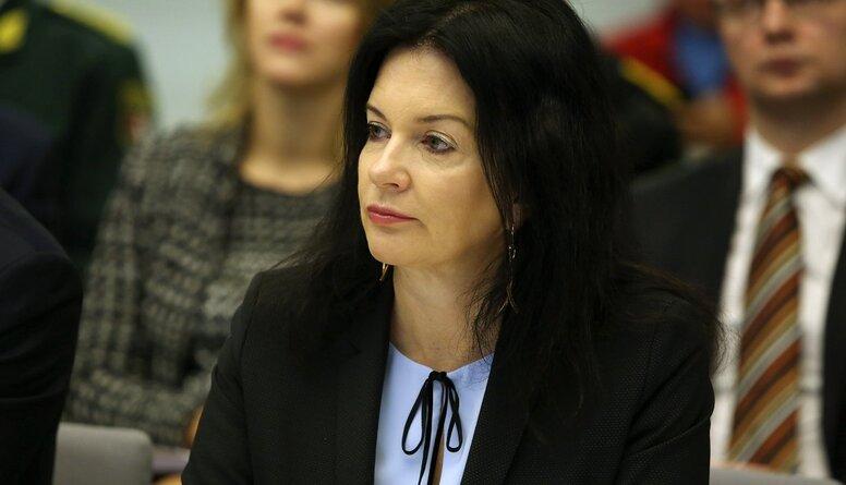 Viedoklis: Labklājības ministre nespēj aizsargāt savu nozari