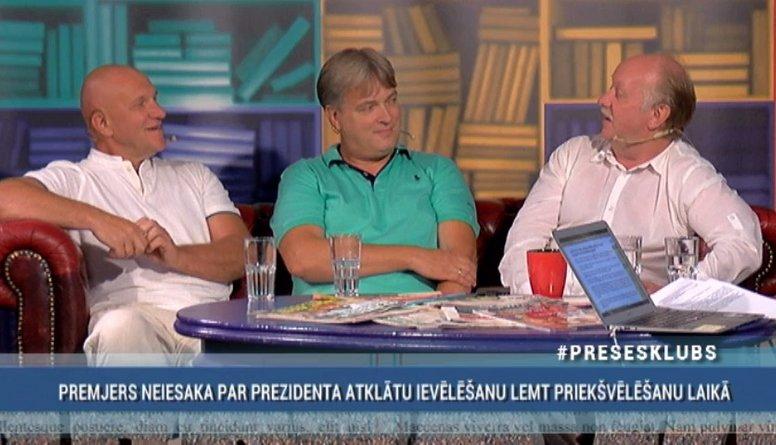17.07.2018 Preses klubs 2. daļa
