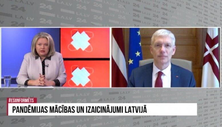 Speciālizlaidums: Pandēmijas mācības un izaicinājumi Latvijā