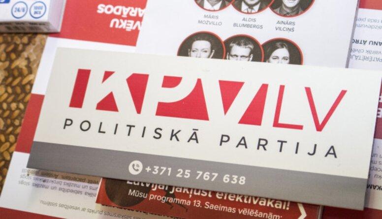 """Gobzems: Ar KPV LV viss ir skaidrs - tā laista """"Vienotības"""" krizantēmas"""