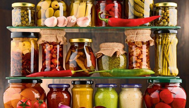 Dārzeņu konservi – bagātīgs antioksidantu avots!