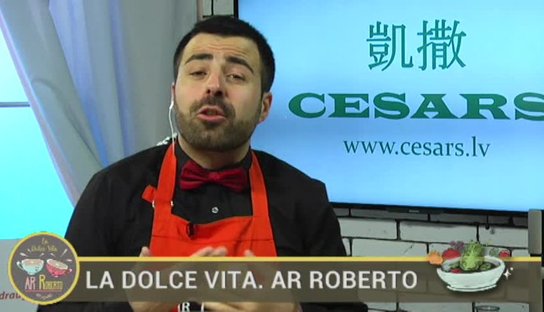 03.04.2017 La Dolce Vita. Ar Roberto 1. daļa