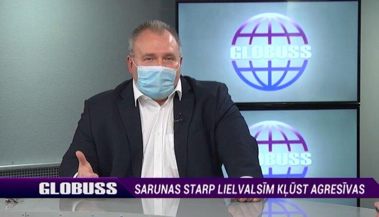 Rublovskis: ASV izaicina lielās kodolvalstis, lai parādītu sevi kā vienu no spēlētājiem