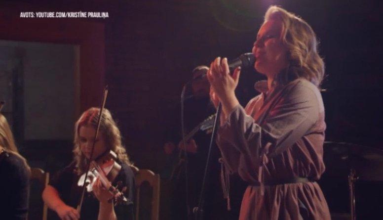 """Kristīne Prauliņa izdod jaunu dziesmu ar videoklipu """"Kopā"""""""