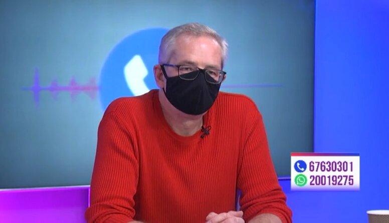 Jānis Domburs par politiķu kvalifikācijas līmeni un pieņemtajiem lēmumiem