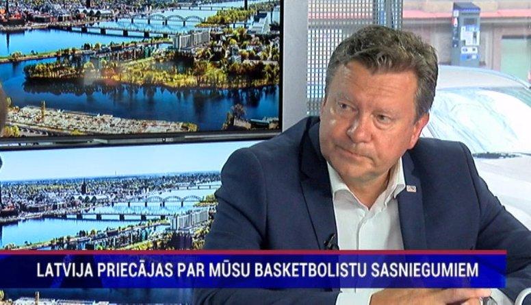 Locis: Rīgas pilsētā trūkst augsta līmeņa sporta kompleksu