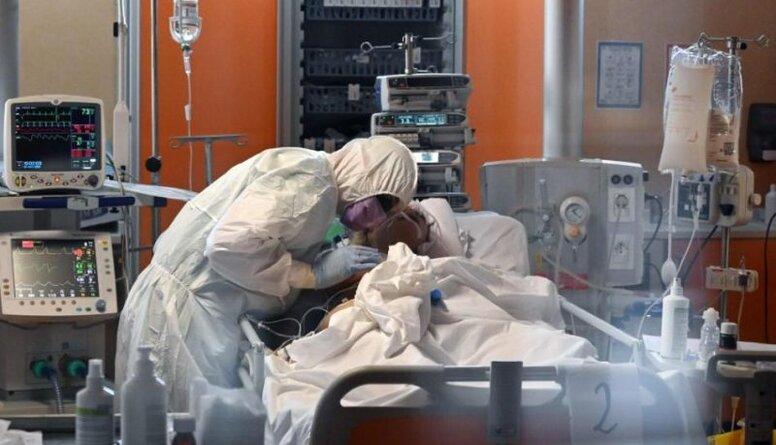 Rozentāle: Visvieglāk ir inficēties no smagiem Covid-19 pacientiem
