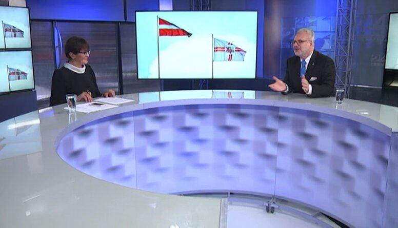 Levits: Visu Eiropas valstu interesēs ir veidot un attīstīt spēcīgu Eiropu