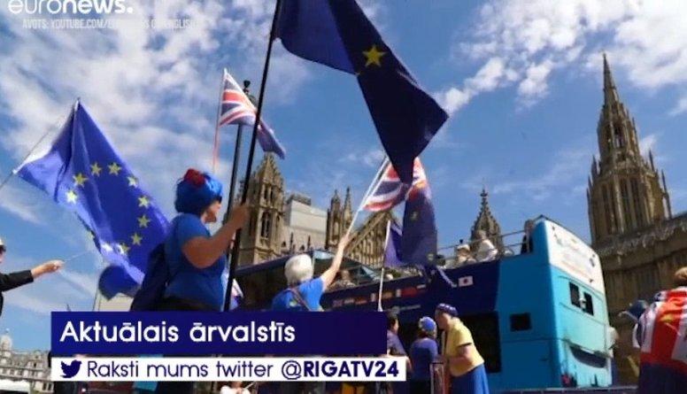 Lielbritānija, visticamāk, izstāsies no ES bez vienošanās