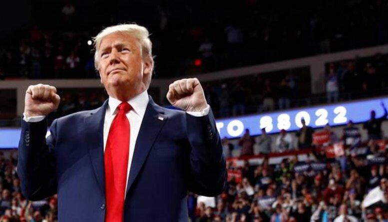 Andžāns: Tramps ir parādījis, cik liela vara var būt ASV prezidentam