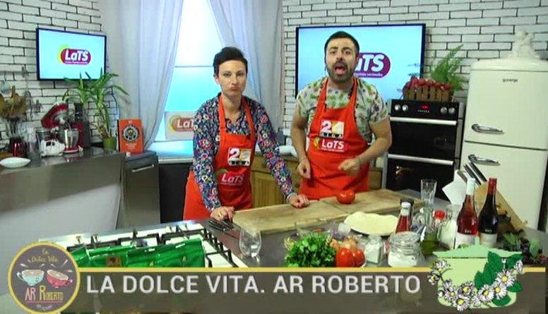 19.06.2017 La Dolce Vita. Ar Roberto 2. daļa