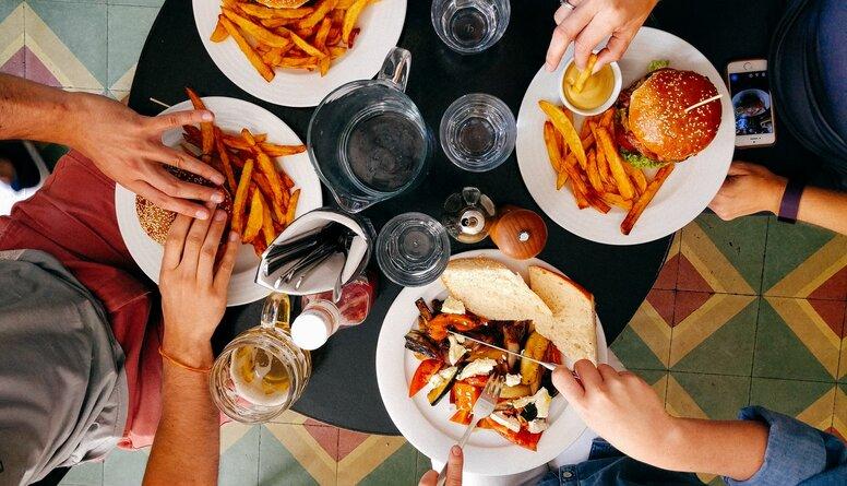 Cilvēka uzturs - kļūdas, kas nogalina visvairāk