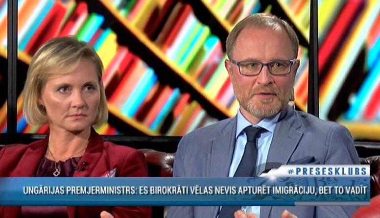 Sprūds komentē Ungārijas premjerministra izteikumus par imigrācijas apturēšanu