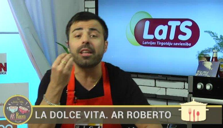 23.05.2017 La Dolce Vita. Ar Roberto 1. daļa