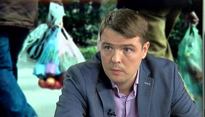 Kristaps Klauss par alternatīvām plastmasas maisiņu aizstāšanā