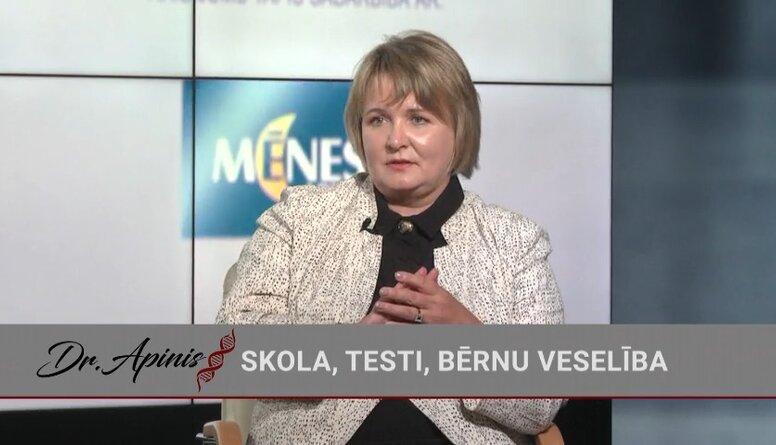Stella Lapiņa: Ar cilvēkiem, kuri nav vakcinējušies, nevar runāt caur iebiedēšanu