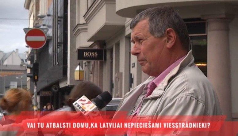 Aptauja: Vai Latvijai nepieciešami viesstrādnieki?
