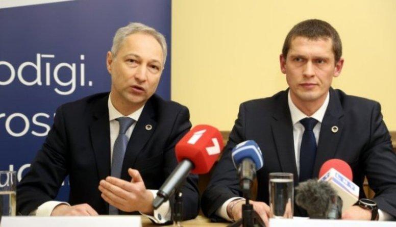Ulmanis netic, ka Bordāns par parlamentāro sekretāru izvēlēsies cilvēku, kas nodots kriminālvajāšanā