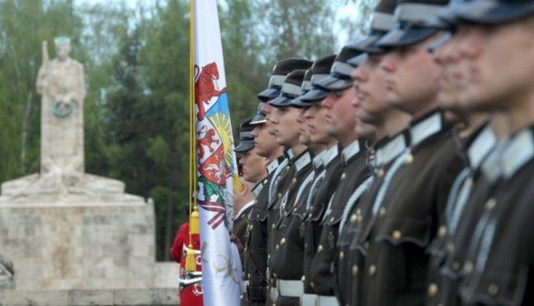 Ģirģens: Ždanoka neapmeklēja piemiņas aizlūgumu kara upuru atcerei