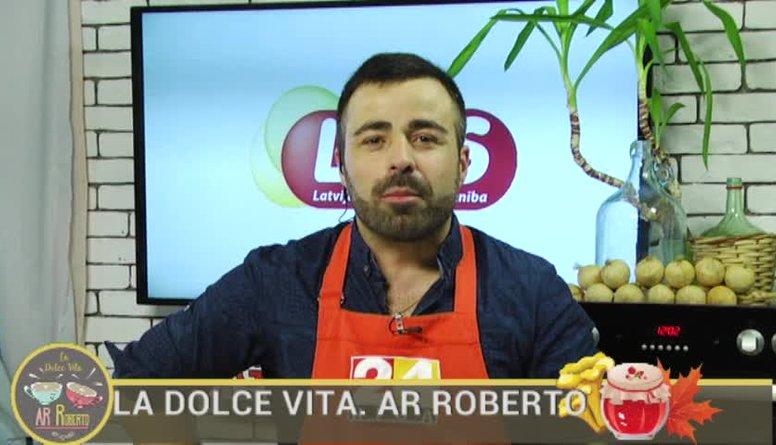 22.09.2017 La Dolce Vita. Ar Roberto 1. daļa