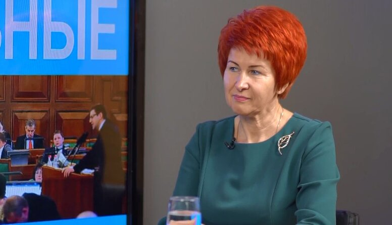 Янина Курсите о результатах работы депутатов от Латгалии