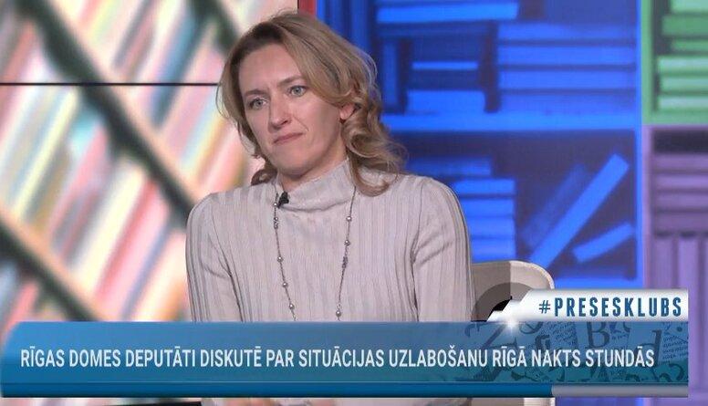 Rīgas domes deputāti diskutē par situācijas uzlabošanu Rīgā nakts stundās