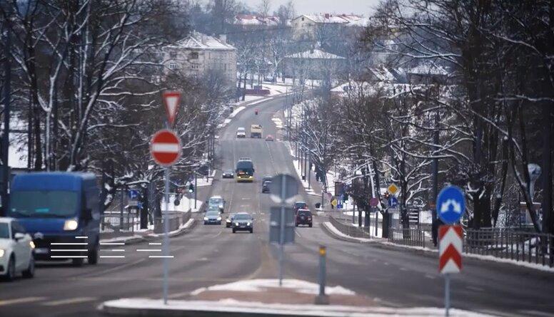 Videi draudzīga sabiedriskā transporta attīstība Daugavpilī