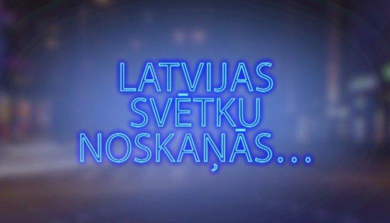 Tvitersāga: Latvijas svētku noskaņās..