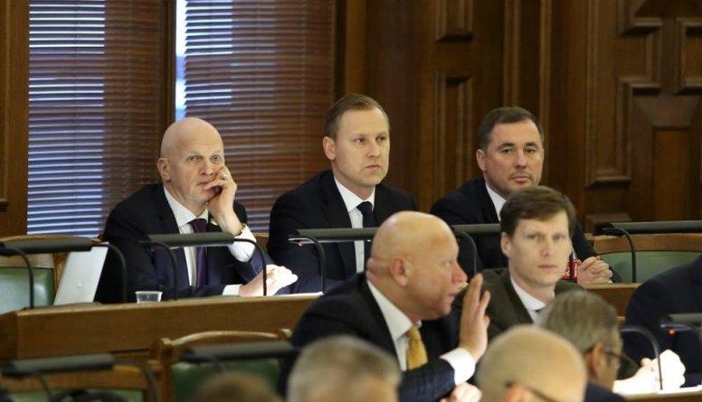 Blumbergs: KPV LV opozīcijas daļa izvirzīs kandidātu prezidenta amatam