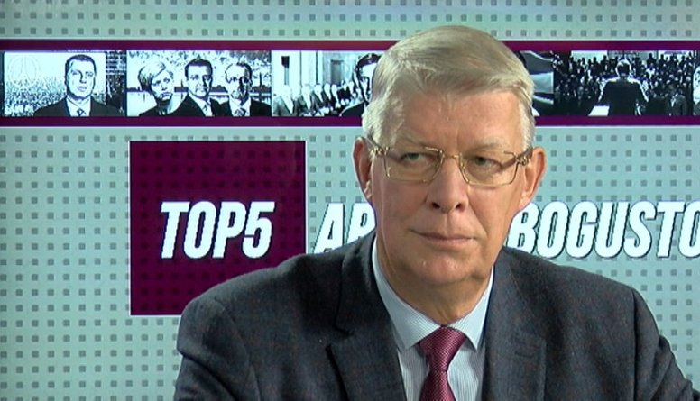 Zatlers skaidro Latvijā izvietoto NATO bataljonu nozīmi