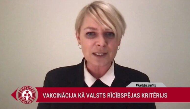 Juhņēviča: Saprotu, ka valdības lēmumu mērķis ir mazināt pandēmijas izplatību