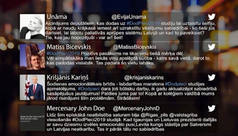 Tvitersāga: #Cilvēcīgasbeigas