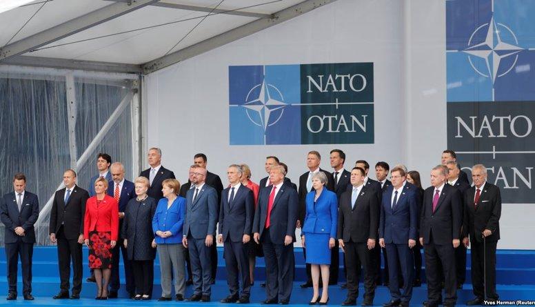 Ar ko noslēdzies NATO sammits?
