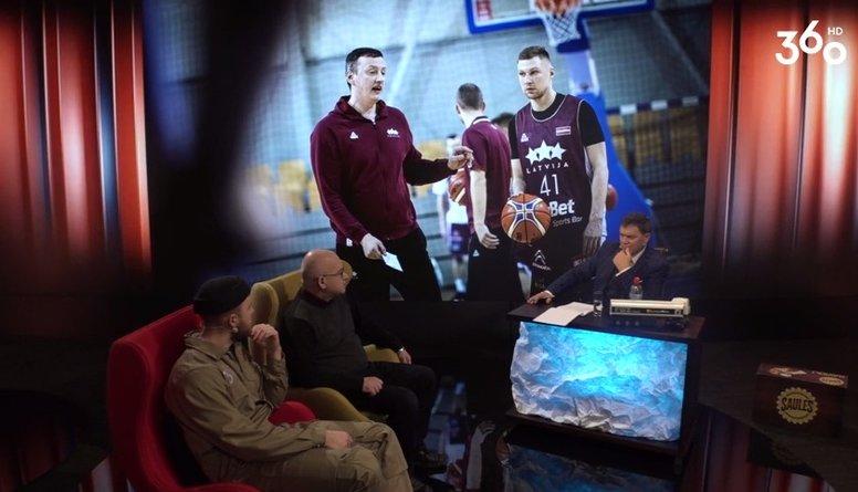 Vai FIBA Vecvagaram nodrošināja elektrisko krēslu ar karātavām?
