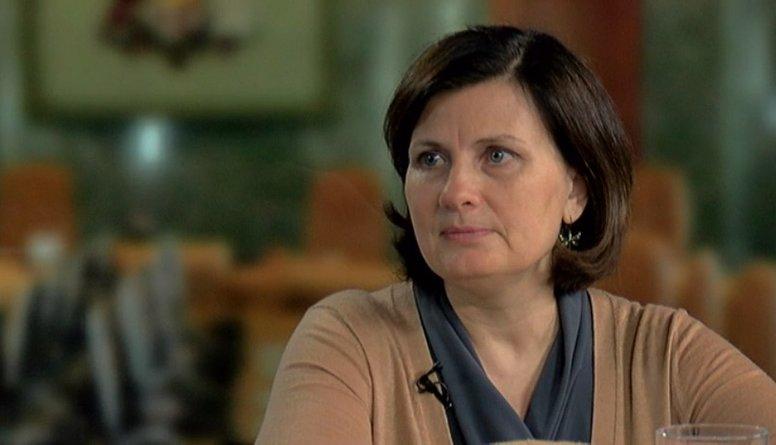 Ilze Viņķele par plāniem nonākot veselības ministres amatā