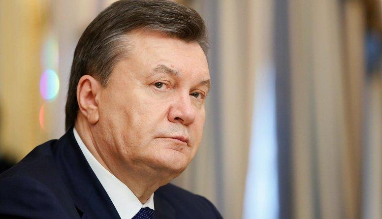 Ukrainas tiesa atzinusi Janukoviča vainu par valsts nodevību