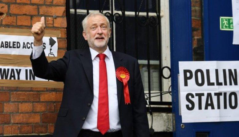 """Leiboristi atbalstīs atkārtotu """"Brexit"""" referendumu"""