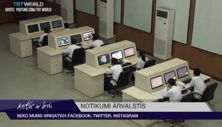 Ziemeļkoreja lidostās slēpj raķetes, ziņo ANO eksperti