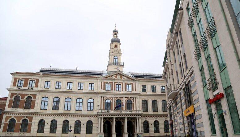 Valsts prezidents Egils Levits neļauj Rīgas domi ievēlēt ilgāk kā uz 5 gadiem