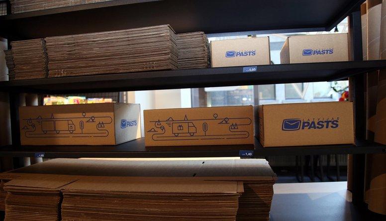 Kādus priekšmetus aizliegts ievietot pasta sūtījumos?