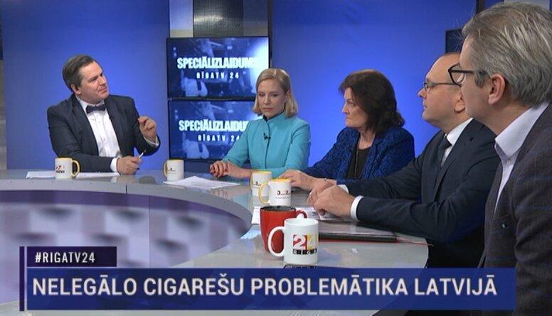 Speciālizlaidums: Nelegālo cigarešu problemātika Latvijā 2. daļa