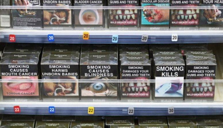 No šodienas par cigaretēm nāksies maksāt vairāk