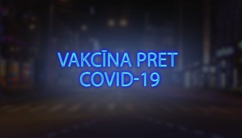 Tvitersāga: Vakcīna pret Covid-19