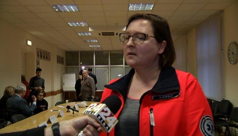 NMPD direktore par rīcību, ja radušās bažas par inficēšanos ar koronavīrusu